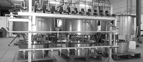 Dairy and Food processing industry